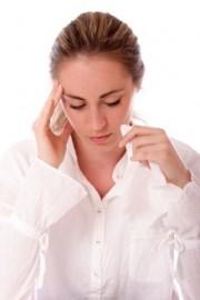 Os sintomas da sinusite